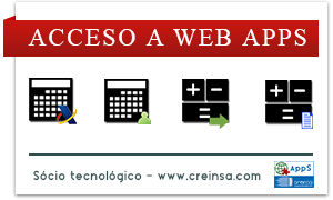 Acceso APPS web